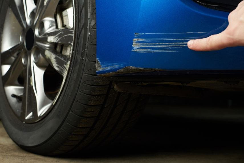 How to Fix Paint Scratches on a Car