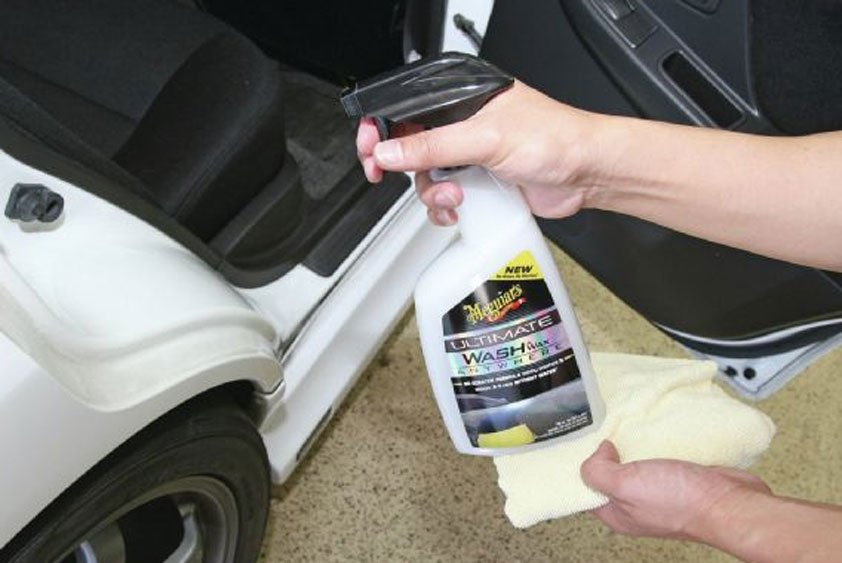 5 Best Waterless Car Wash Products of 2021