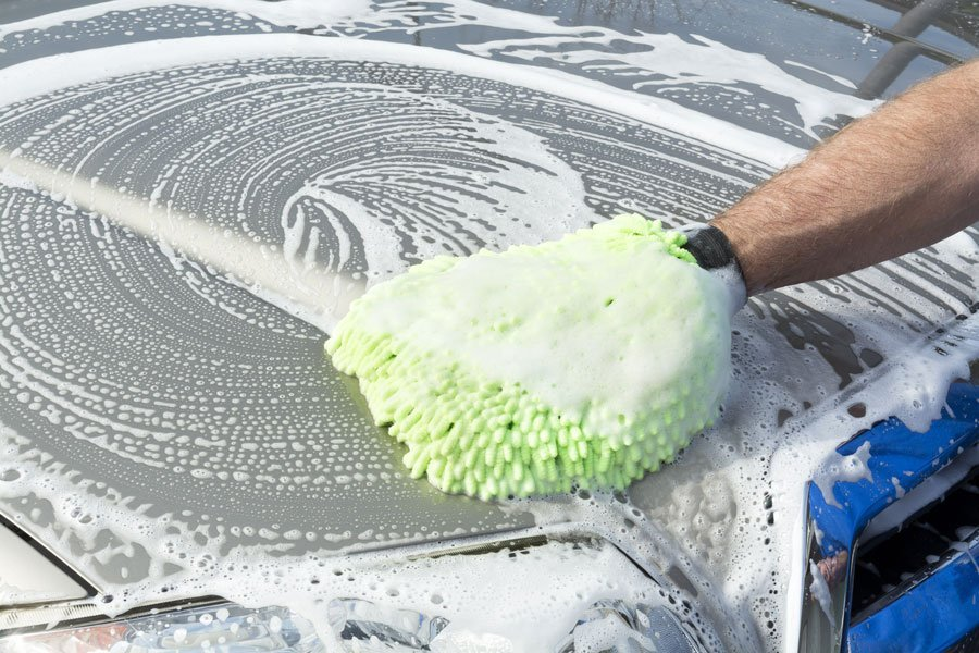 6 Best Car Wash Mitts of 2020